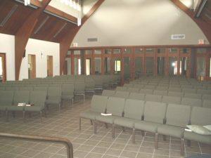 Sanctuary Front View