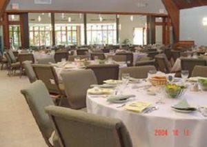 Sanctuary (banquet setting)