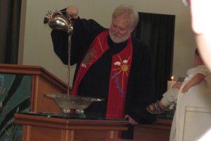 Norm Baptism 1